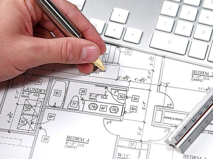 Comment augmenter la valeur de sa maison: revoir l'utilisation de l'espace.