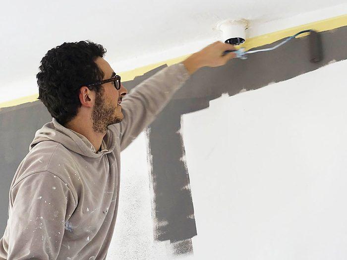 Comment augmenter la valeur de sa maison: changez de couleur!