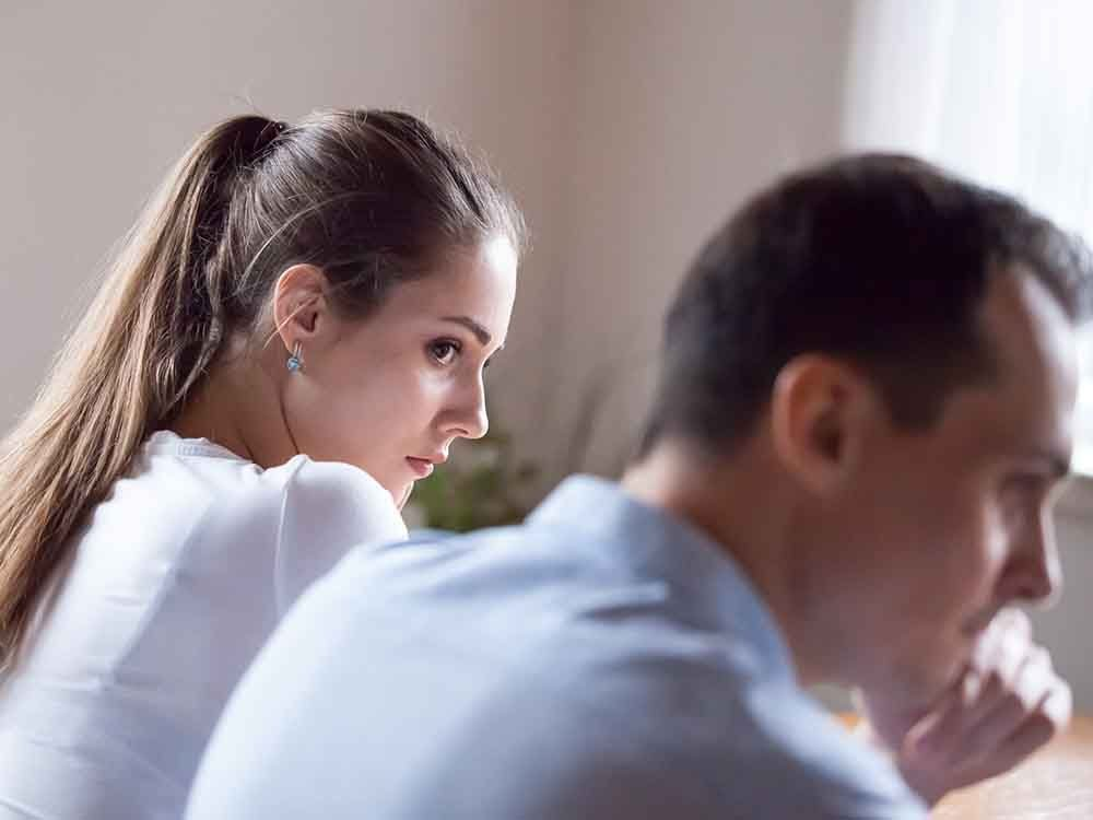 Dépression: les signes à reconnaitre chez un conjoint dépressif.