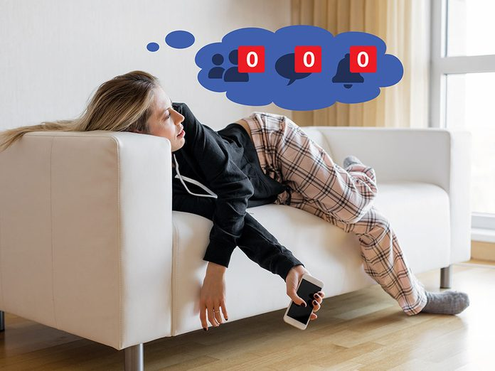 Quels sont les effets négatifs des médias sociaux?