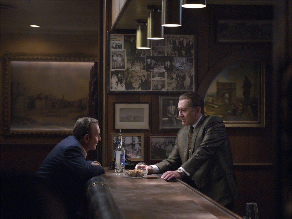 L'Irlandais est l'un des meilleurs films sur Netflix Canada.
