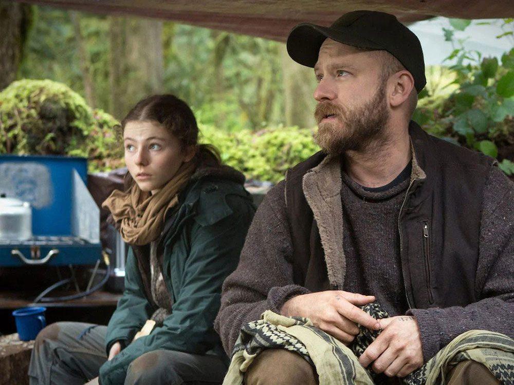 Sans laisser de trace est l'un des meilleurs films sur Netflix Canada.