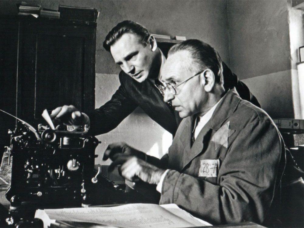 La liste de Schindler est l'un des meilleurs films sur Netflix Canada.