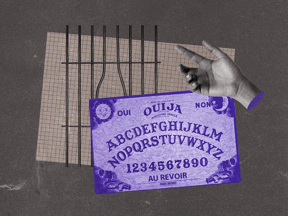 L'ordre inutile de la planche de Ouija.
