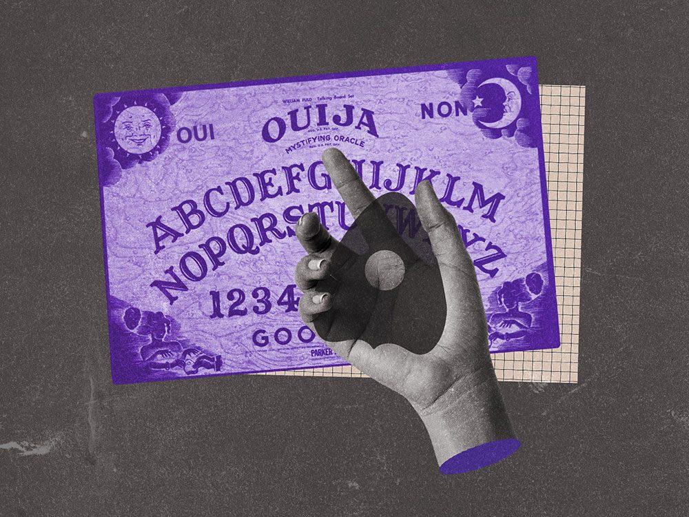 La sombre histoire de la planche de Ouija.