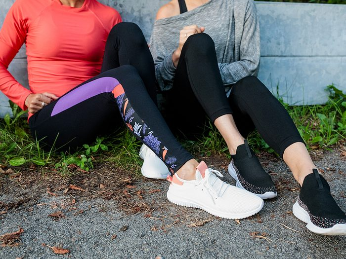 MoovActivewear propose le premier legging biodégradable et 100% québécois