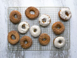 Recette de beignes au cidre de pommes