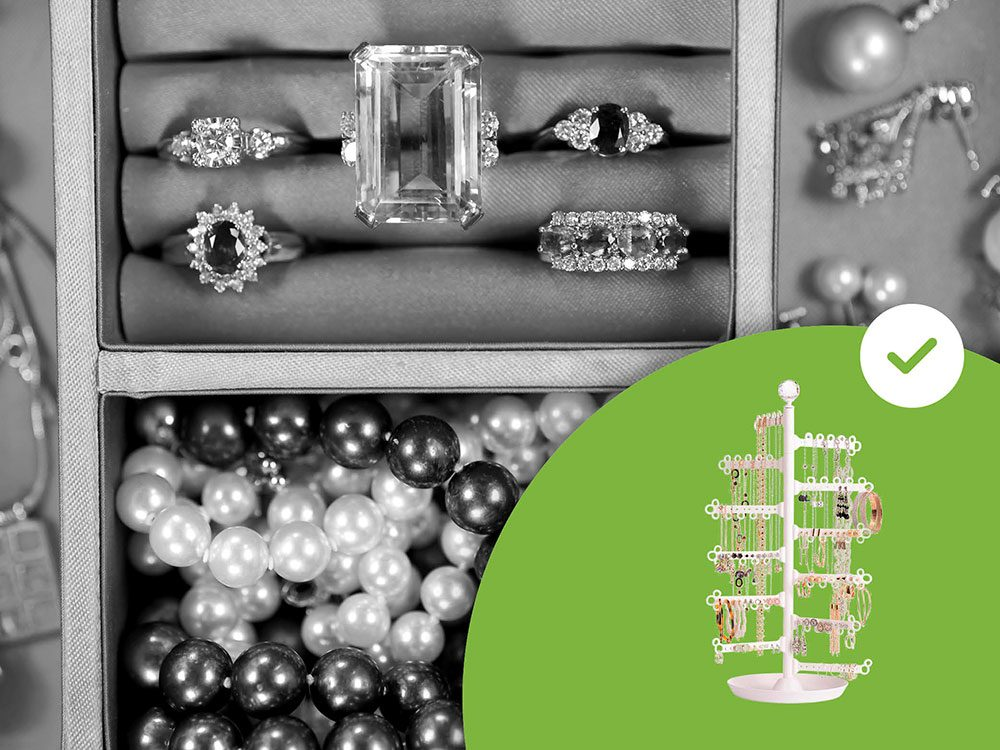 Les coffrets à bijoux font partie des accessoires de rangement que les experts en organisation n'achètent jamais.