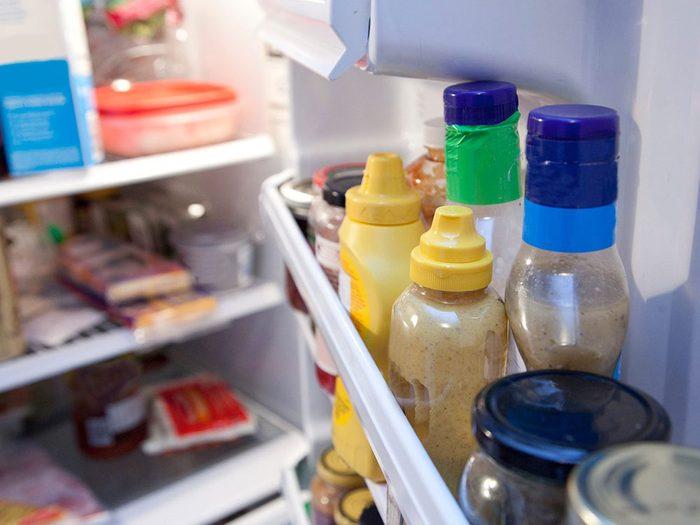 Les condiments et les sauces font partie des aliments qui sont mauvais pour le cœur.