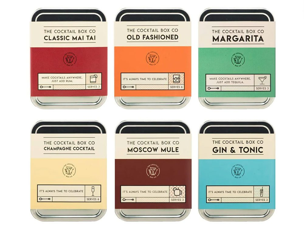Commandez des kits de cocktails portatifs lors du Amazon prime day 2020.