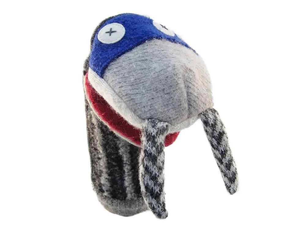 Commandez des marionnettes en laine, fabriquées à la main, lors du Amazon prime day 2020.