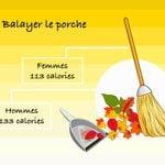 15 tâches ménagères courantes pour brûler des calories