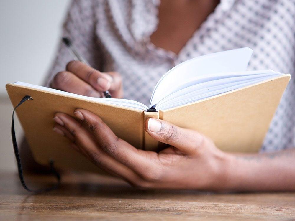 Pourquoi et comment faire un journal intime?