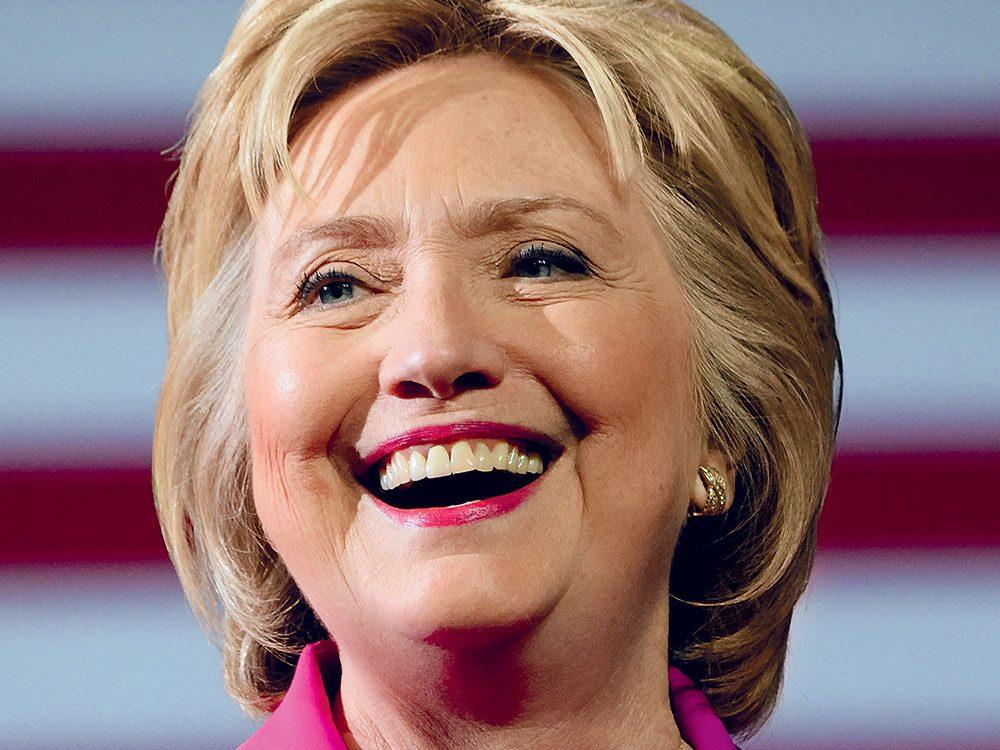 Élections américaines: «Cette fois, nous devons gagner!» dit Hilary Clinton.