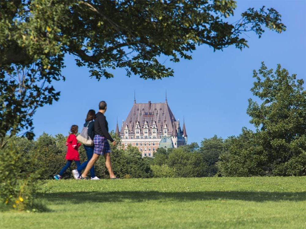 Les Plaines d'Abraham à Québec font partie des endroits hantés au Québec et au Canada.