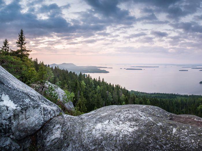 Des observations d'ovnis ont eu lieu en Finlande en 1969.