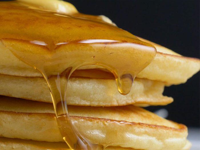 Recette de pancakes (facile!).