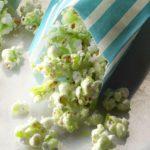 Popcorn sucré effrayant