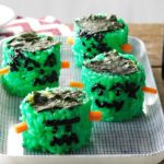 12 recettes d'Halloween (effrayantes!)