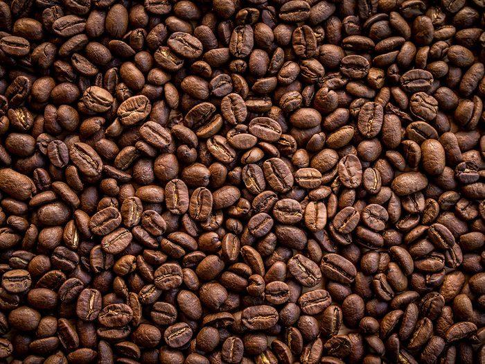 Les avantages du café (et du smoothie au café) pour la santé.