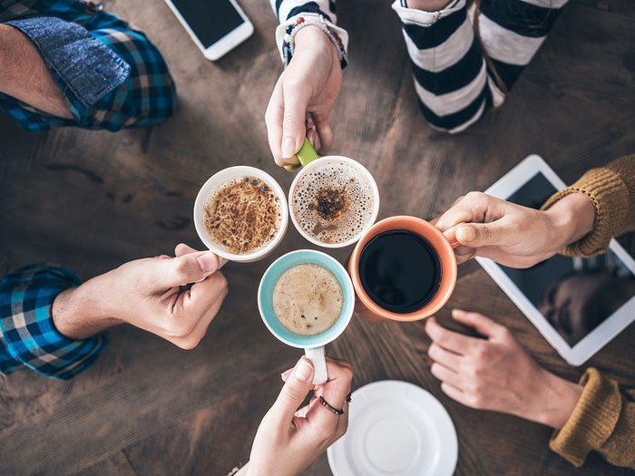 Comment profiter des bienfaits du café (et du smoothie au café!) pour la santé?