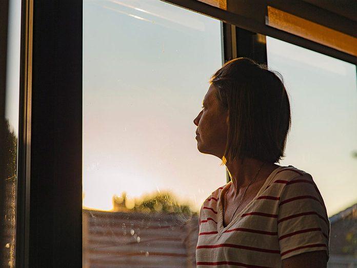 Le manque de concentration est l'un des symptômes de la dépression nerveuse.