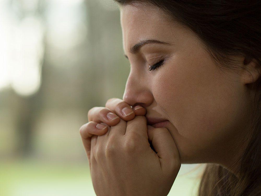 La tristesse est-elle bonne ou mauvaise?