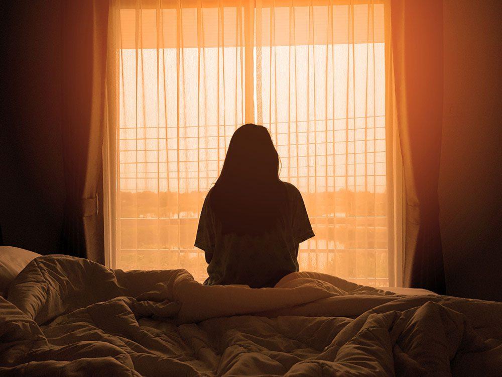 La tristesse est-elle une forme de tristesse?
