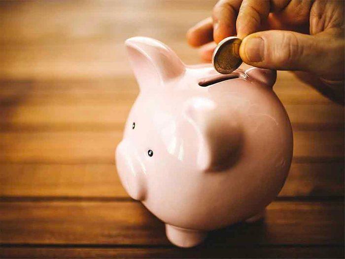 Des trucs simples pour économiser de l'argent et s'enrichir.