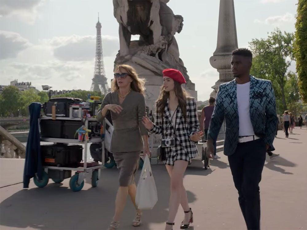 Les clichés sur les Français (selon la série «Emily in Paris»).