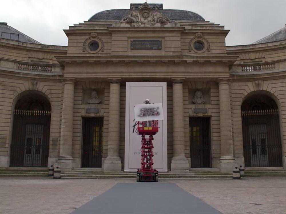 Clichés sur les Français: la France est la championne de la grève et de la manifestation dans la rue.