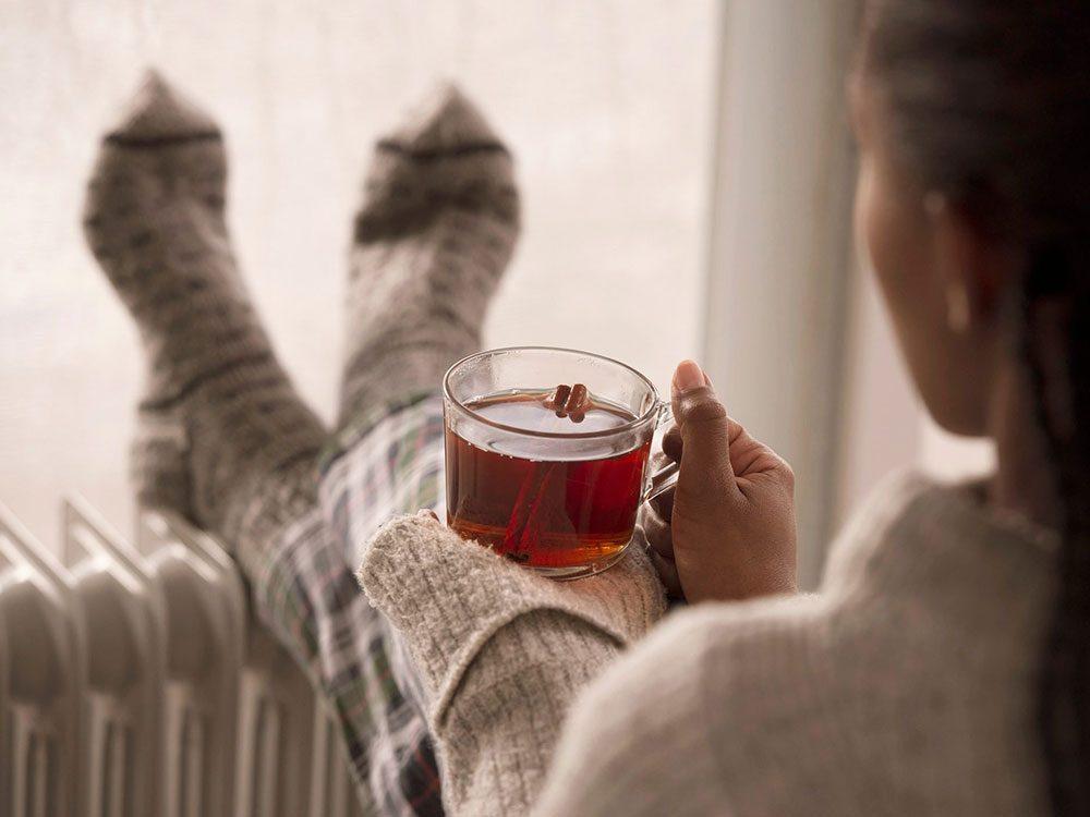 Comment préparer le thé: prenez votre temps.
