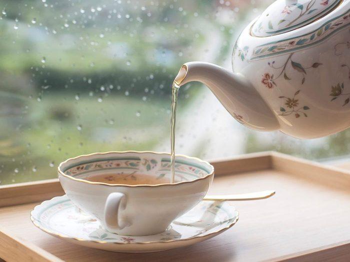 Comment préparer le thé parfait chaque fois?