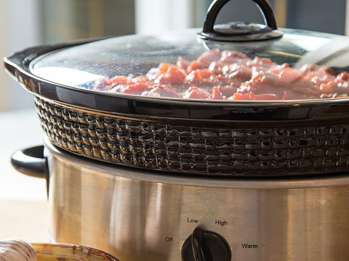 Voici 7 conseils pour cuisiner à la mijoteuse.