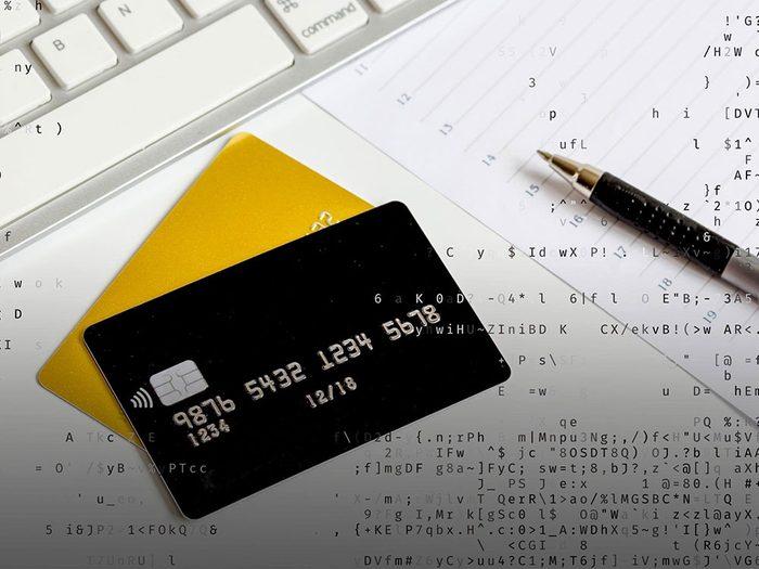 Cybersécurité: les pirates commencent par débiter de petits montants.