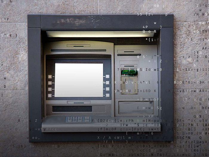 Cybersécurité: les pirates peuvent pirater votre guichet automatique.