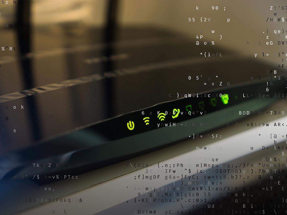 Cybersécurité: les pirates peuvent pénétrer dans les routeurs au cryptage WEP.
