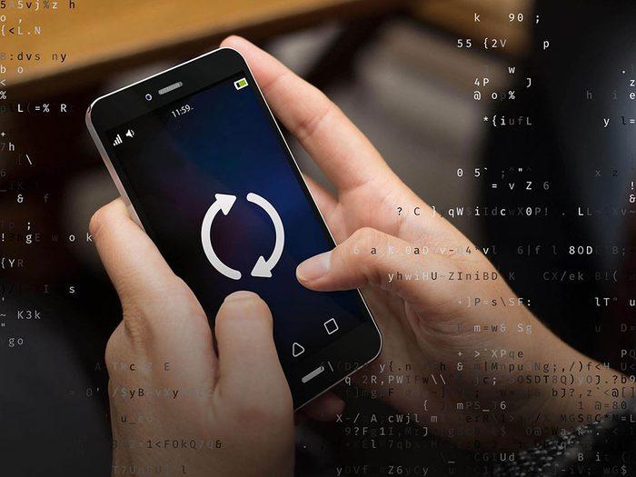 Cybersécurité: les pirates vous trompent avec de fausses mises à jour.