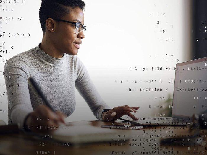 Cybersécurité: les pirates se faufilent pendant que vous surfez sur Internet.