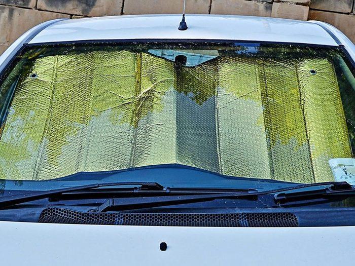 Entretien de l'auto: la chaleur extrême peut abîmer votre voiture.