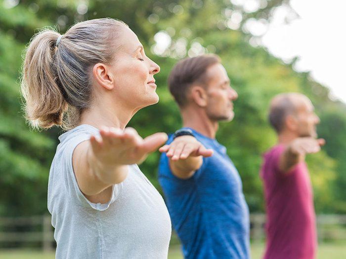 Comment les exercices de respiration peuvent soulager l'anxiété?