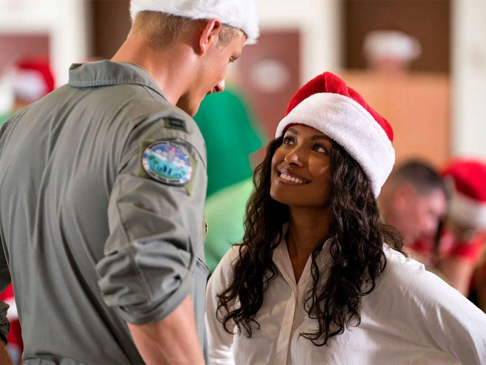 «Un Noël tombé du ciel» est l'un des films de Noël à voir absolument!