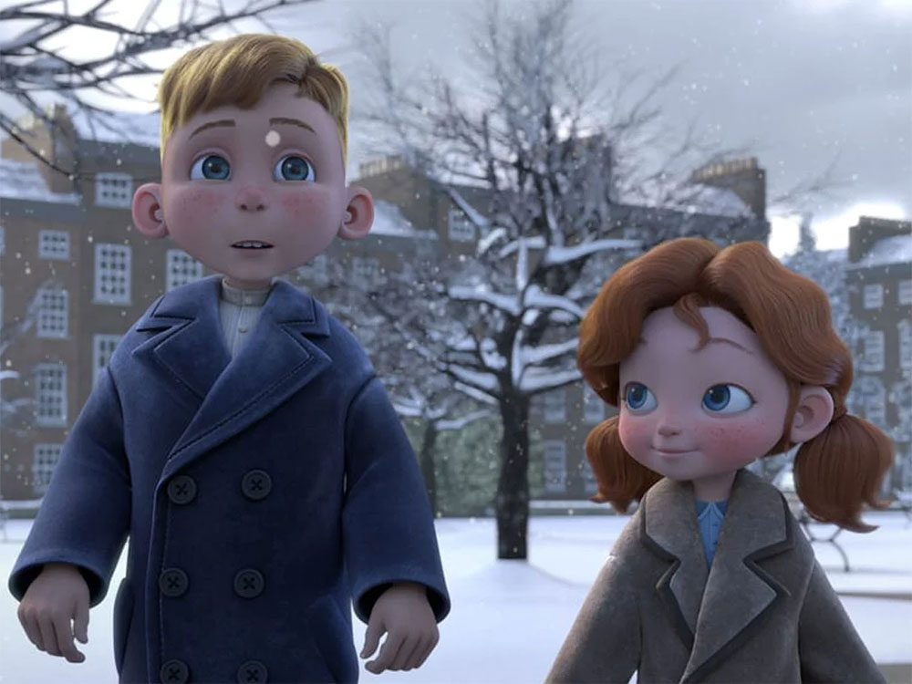 «Le Noël rêvé d'Angela» est l'un des films de Noël à voir absolument!