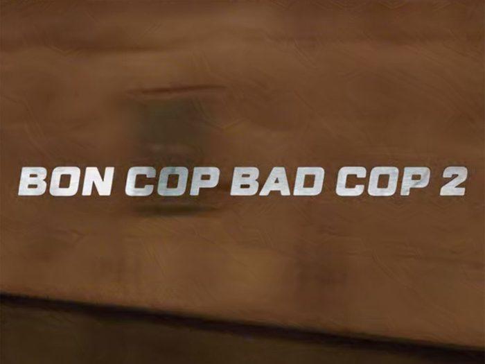 Bon Cop, Bad Cop 2 fait partie des séries et films québécois sur Netflix.
