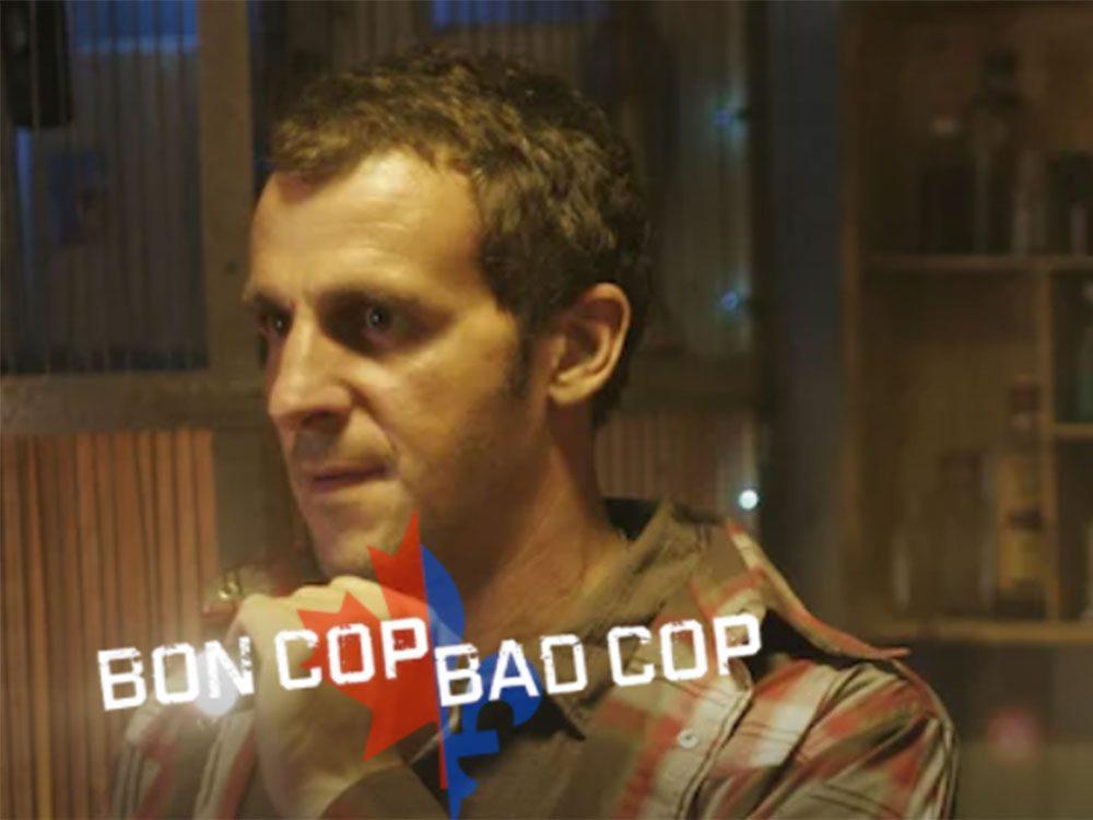 Bon Cop, Bad Cop fait partie des séries et films québécois sur Netflix.