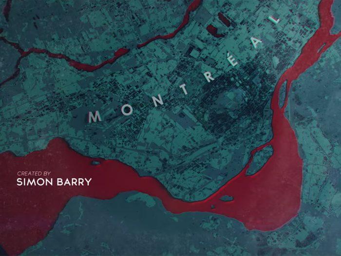 Les Liens du sang fait partie des séries et films québécois sur Netflix.