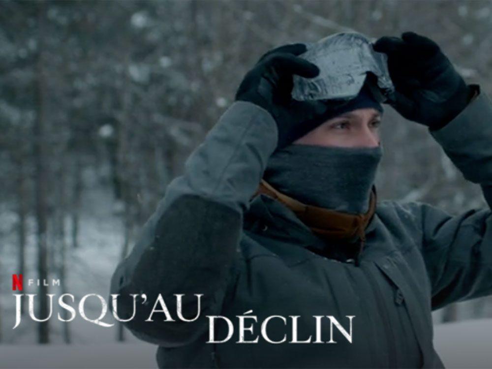 Jusqu'au Déclin fait partie des séries et films québécois sur Netflix.
