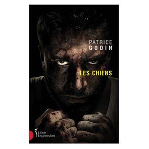 Le livre «Les chiens», de Patrice Godin.