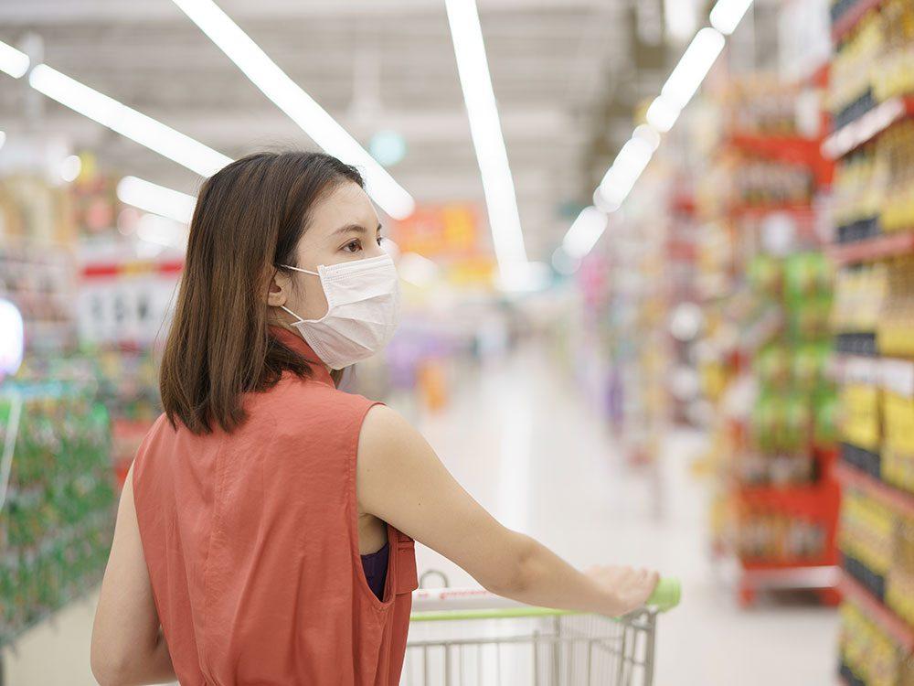 À quel point un masque devrait-il être ajusté?