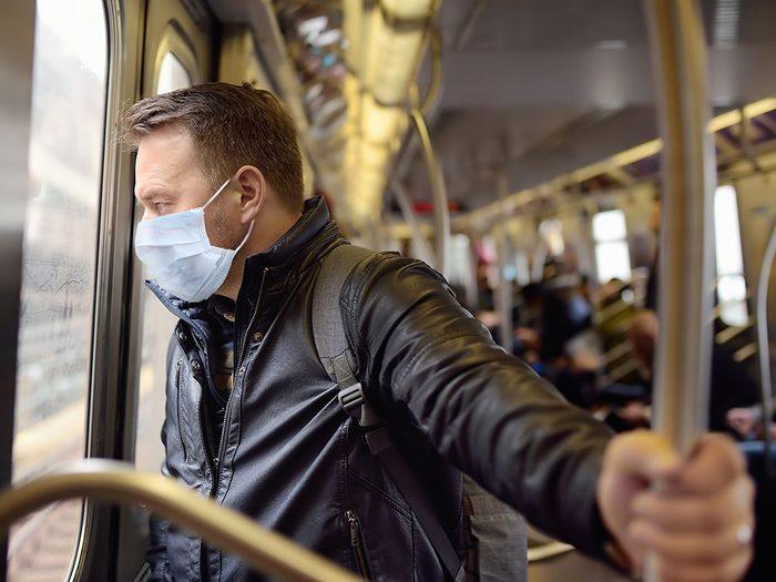 Quand la pandémie sera finie, le masque sera-t-il plus largement considéré comme une mesure de protection?